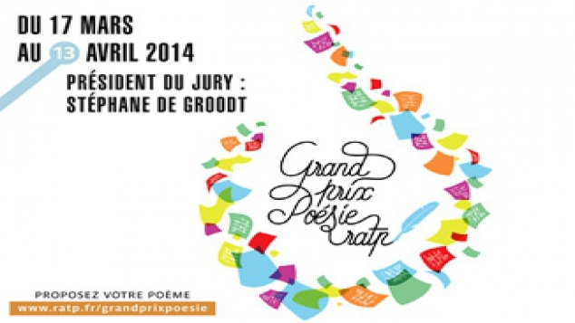 Grand Prix Poésie RATP