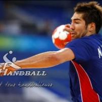 Nikola Karabatic, star de l'équipe de France