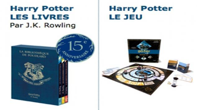 Harry Potter : le jeu et la saga