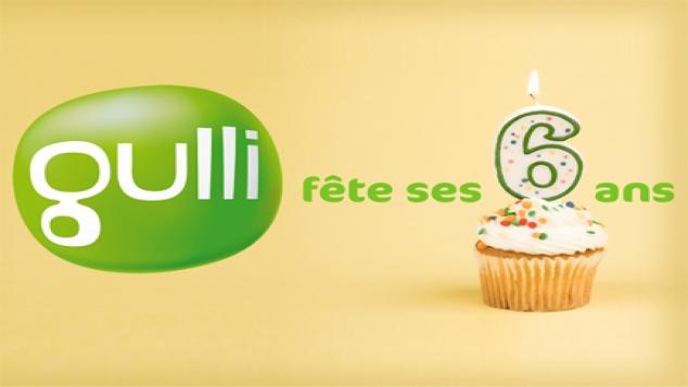 Joyeux anniversaire Gulli !