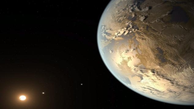 Kepler-186f, la cousine de la Terre