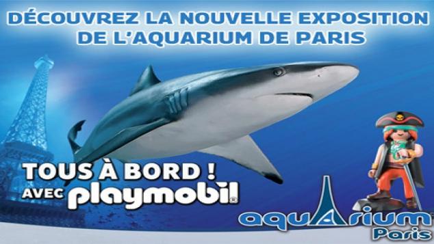 Exposition « Tous à bord avec Playmobil® »