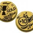 La Rioball dorée