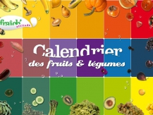 Calendrier fruits & légumes