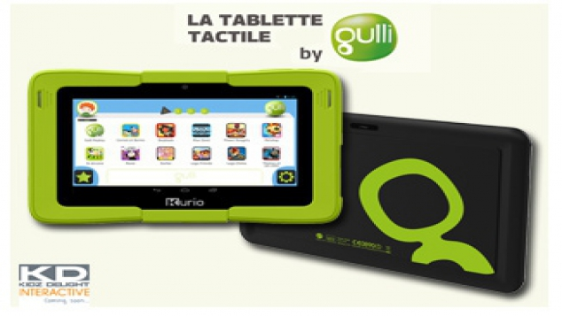 La Tablette tactile Gulli
