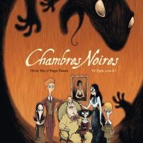 Chambres noires t.1 – Esprit, es-tu là ? – Olivier Bleys & Yomgui Dumont (Vents d'Ouest)