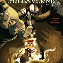 Les aventures du jeune Jules Verne t.1 – La Porte entre les mondes – Jorge Garcia & Pedro Rodriguez (Glénat)