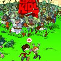Les Chronokids t.3 – Zep, Stan & Vince (Glénat)