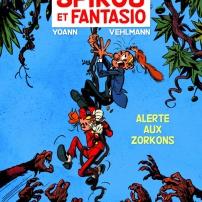 Spirou - Alerte aux Zorkons – Yoann et Vehlmann (Dupuis)