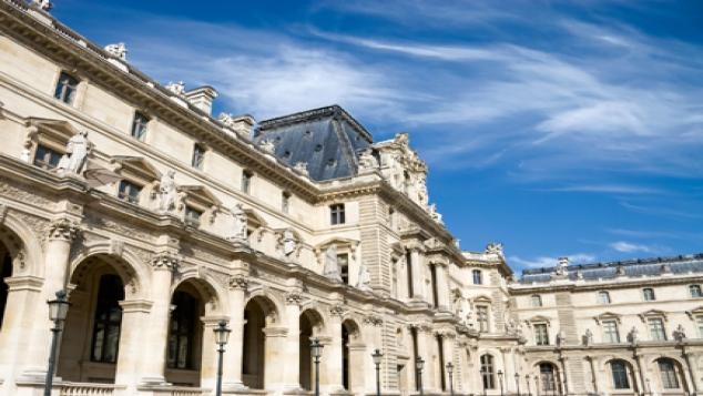 Le Louvre présenté aux enfants