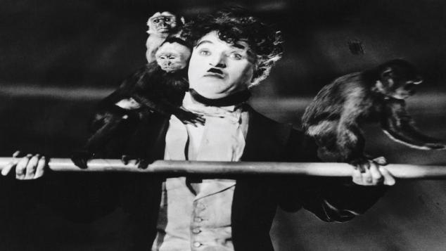 Cycle Chaplin - Le cirque