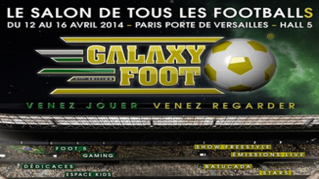 Le Salon GALAXY FOOT