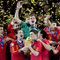 L'Espagne, championne du monde de football