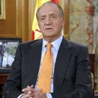 Le roi d'Espagne, Juan Carlos 1er
