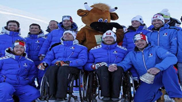 Les Jeux Paralympiques d'Hiver