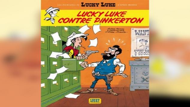 Tu es fan de Lucky Luke ? Prouve-le ICI !