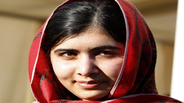 Malala, prix Nobel de la Paix à 17 ans