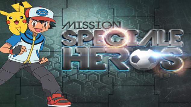 Mission spéciale héros