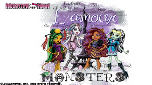 Monster High : Scaris, ville des frayeurs