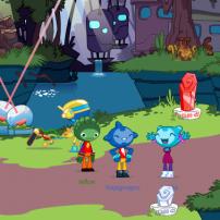 L'univers du jeu - 1