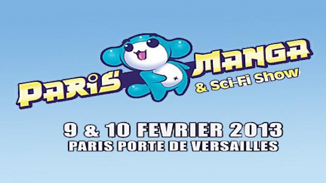 Paris Manga et Sci Fi Show 15e édition