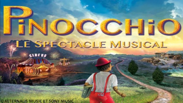 Pinocchio le spectacle musical