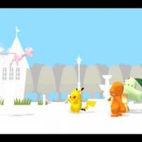 Mew et les Pokémon