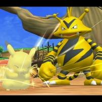 Pikachu et Elektek
