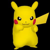 Pikachu - Fight
