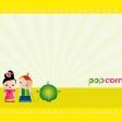 fond d'écran - Pop et Corn