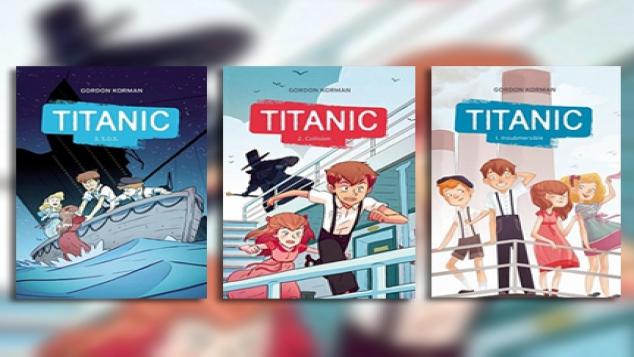 Titanic - les romans