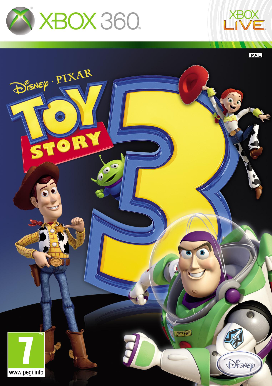 Encore plus d'images sur Toy Story 3 - Le jeu