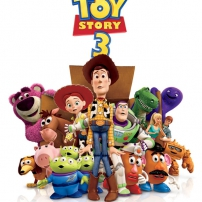 Toy Story 3 - L'affiche