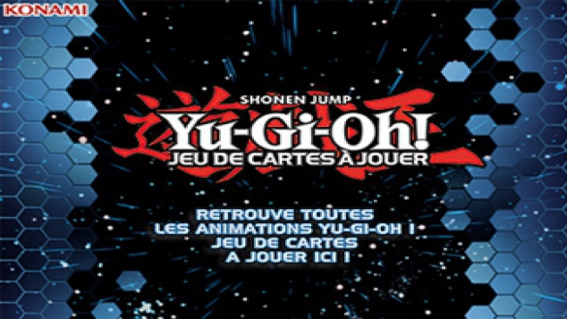Yu-Gi-Oh ! chez Toys'R'Us