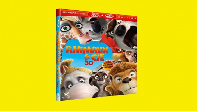 Animaux et Cie en DVD