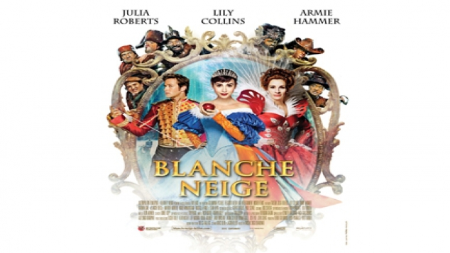 Blanche Neige : le film