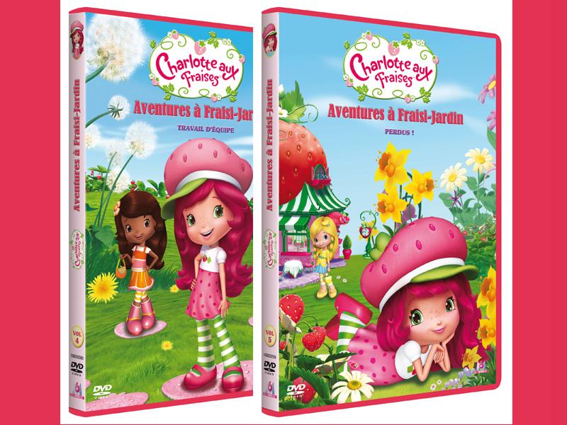 charlotte aux fraises en dvd cin dvd quoi d 39 neuf gulli. Black Bedroom Furniture Sets. Home Design Ideas
