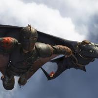Dragons 2 - En vol