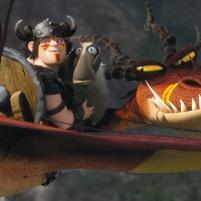 Dragons 2 - Rustik et Crochefer