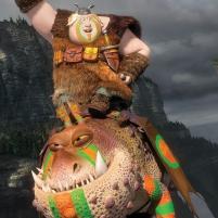 Dragons 2 - varek et Bouledogre