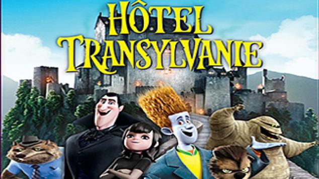 Hôtel Transylvanie en DVD et Blu-ray