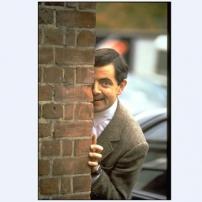 Cache-cache avec Mr Bean