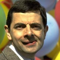 Mr Bean grimace !
