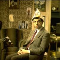 Un clown ce Mr Bean !