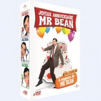 Le coffret DVD
