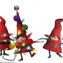 Les Cinq Légendes - Les Elfes