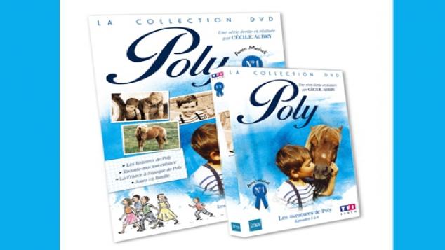 Les aventures de Poly en DVD