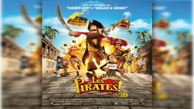 Les Pirates : bons à rien, mauvais en tout