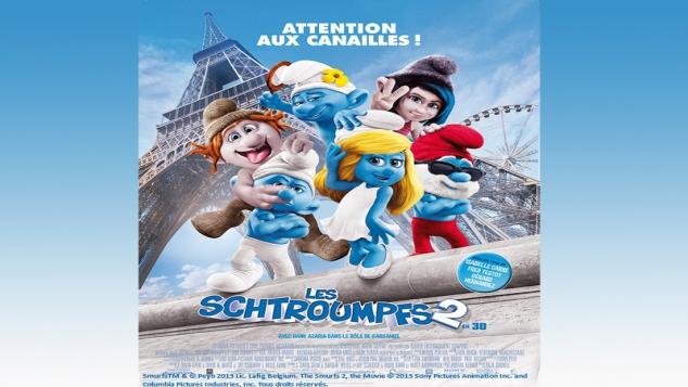 Les images du film Les Schtroumpfs 2