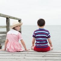 Les Vacances du Petit Nicolas - Nicolas et Isabelle